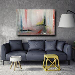 quadri moderni per arredamento contemporaneo 120x80 | sauro bos