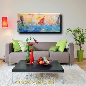 paesaggio moderno astratto c068 300x300 - quadro per soggiorno astratto con cornice oro 120x70 (Copia)