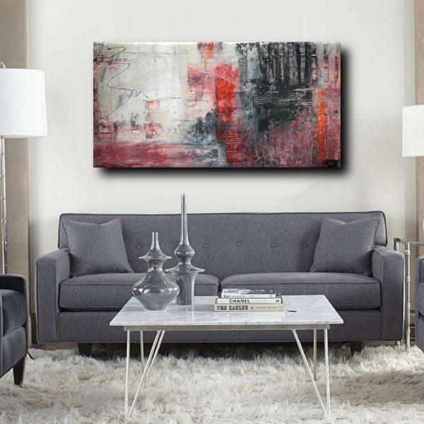 quadri-astratti-rosso-c050