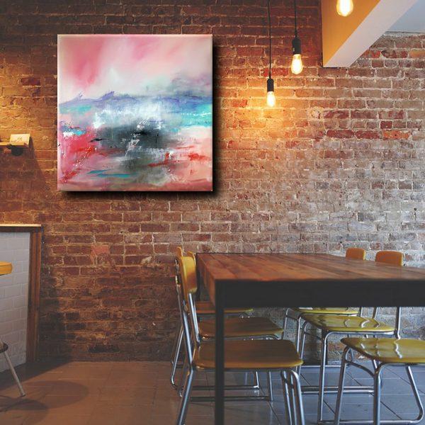quadri-moderni-paesaggio-cucina-c092