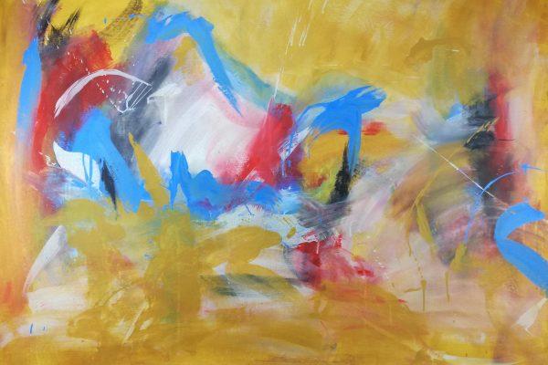 quadri-astratti-giallo