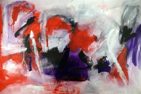 quadri-astratti-rosso-c107