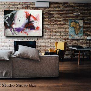 quadri astratti su tela ad olio 300x300 - quadri astratti per arredamento moderno 120x80