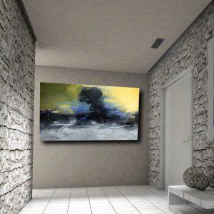 quadri astratti su tela paesaggi c111 300x300 - QUADRI ASTRATTI D'AUTORE