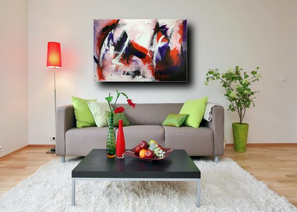 quadri dipinti a mano c106 600x428 - quadri dipinti a mano 120x80