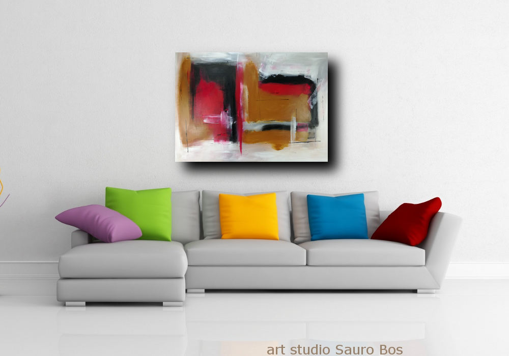 quadri-moderni-rosso-c129