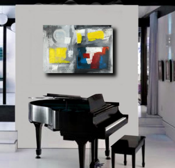 quadri astratti fatti a mano grandi c171 600x575 - quadro grande astratto su tela 120x80 per arredamento moderno cucina soggiorno