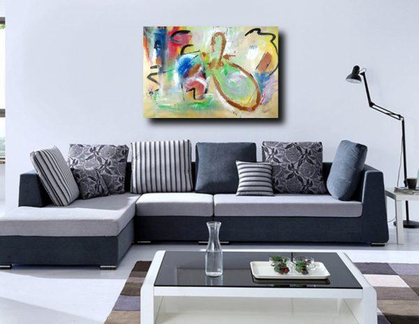quadri astratti orizzontali c168 1 600x464 - quadro su tela 120x80 moderni fatti a mano