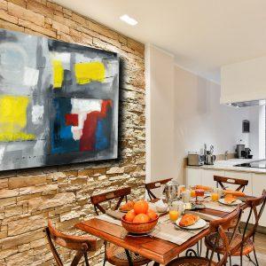 quadri astratti per cucina c171 300x300 - quadro grande astratto su tela 120x80 per arredamento moderno cucina soggiorno