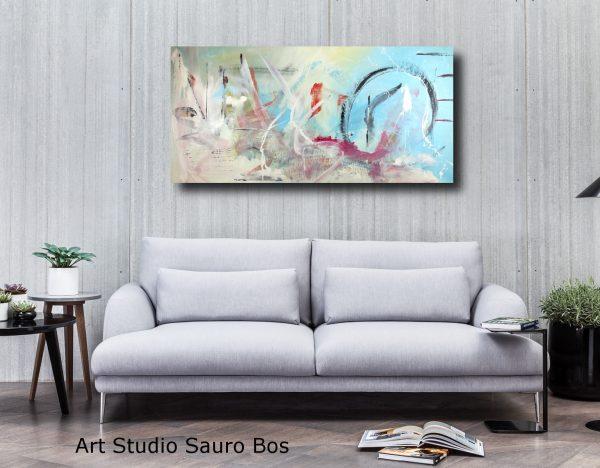 quadri moderni su tela orizzontali c159 600x468 - dipinti moderni orizzontali 120x60