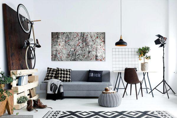 dipinto astratto c344 600x400 - quadri 150x80 per soggiorno  astratti su tela