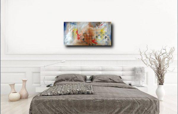 quadri astratti camera da letto c202 600x383 - quadri per case moderne 120x60