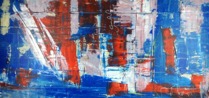 quadri astratti colorati Archivi   sauro bos