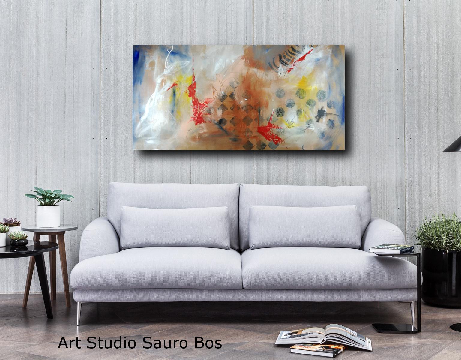 quadri per case moderne 120x60 sauro bos