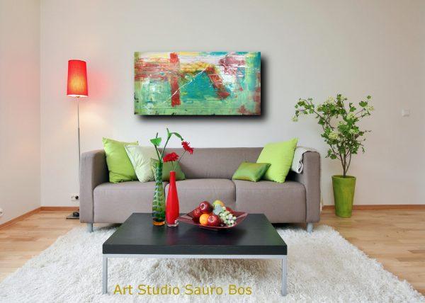 quadri-astratti-su-tela-verde-c199