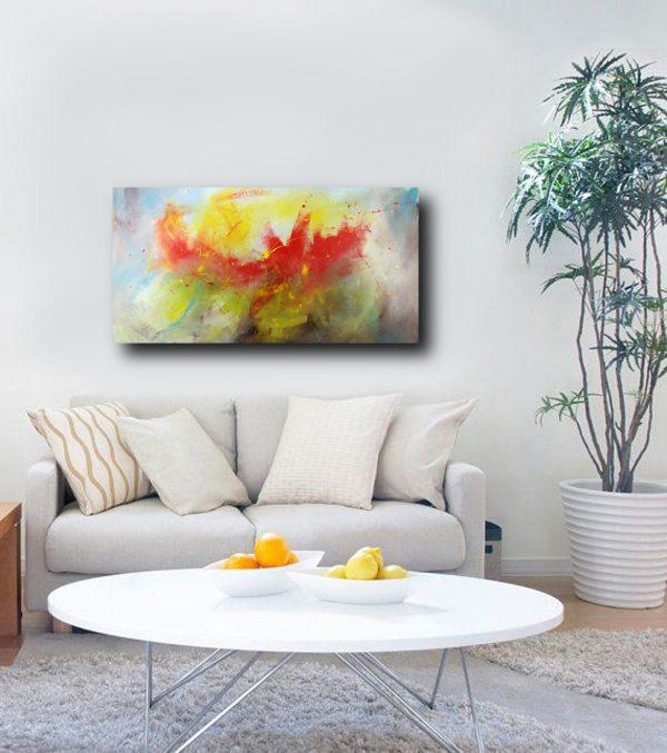quadri grandi per soggiorno c194 600x677 - dipinto astratto quadro grande  120x60