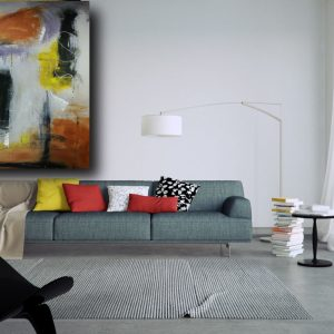 quadri grandi su tela astratti c190 300x300 - dipinti moderni grandi su tela 120x120
