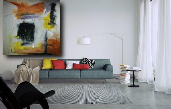 quadri grandi su tela astratti c190 600x383 - dipinti moderni grandi su tela 120x120