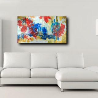 Quadri per soggiorni quadri per soggiorno moderno idee for Stampe moderne per soggiorno