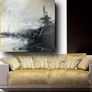 quadri-astratti-su-tela-bianco-e-nero-c213