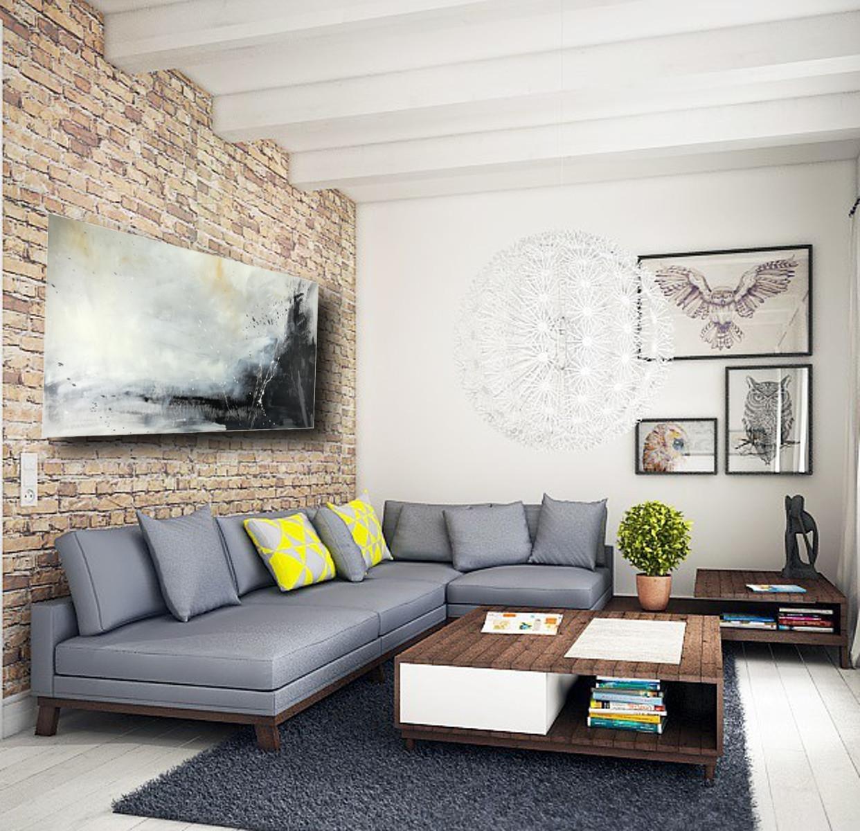 Beautiful quadri soggiorno moderno contemporary idee for Quadri moderni per arredamento soggiorno