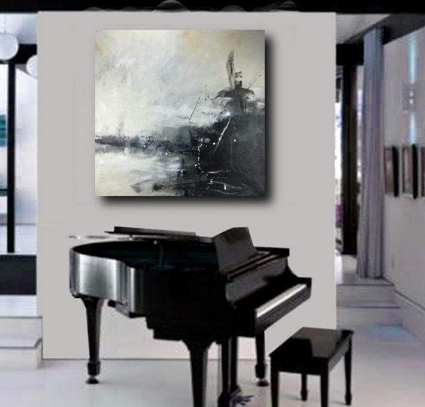 quadri su tela bianco e nero c213 600x575 - quadri soggiorno grandi 120x120 bianco e nero