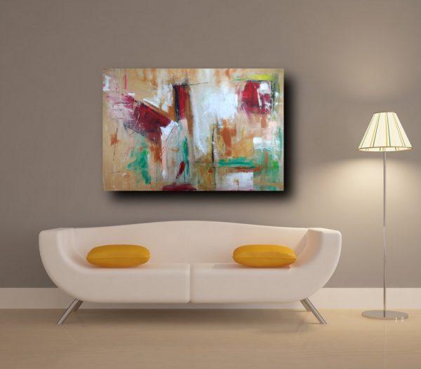 dipinti astratti c240 600x527 - dipinto grande astratto su tela 120x80 per arredamento moderno cucina soggiorno