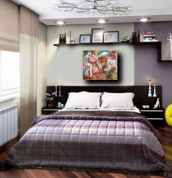 quadri astratti per camera da letto c229 600x623 - quadri  astratti per soggiorno su tela 100x80