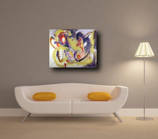 quadri astratti per soggiorno c223 600x527 - quadri  astratti per soggiorno moderno su tela 100x80