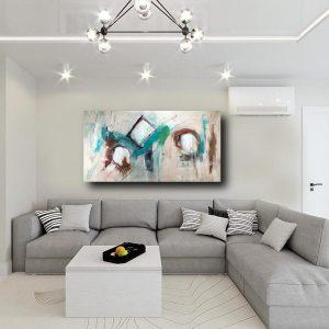 quadri moderni astratti fatti a mano c235 300x300 - offerta del giorno