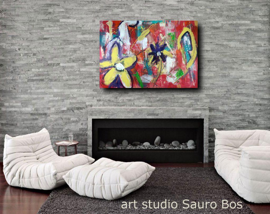 quadri su tela astratti c228 1024x811 - quadri moderni per arredamento