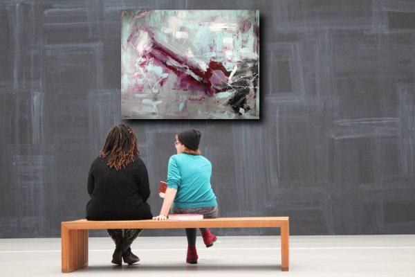dipintiastratti grandi c270 600x400 - quadro moderno per soggiorno 170x130