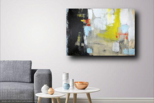 quadri astratti colorati c263 600x400 - quadro grande astratto su tela 120x80 per arredamento soggiorno