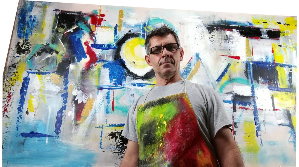 quadri astratti con artista c250 1024x572 - quadro-su tela geometrico 120x80