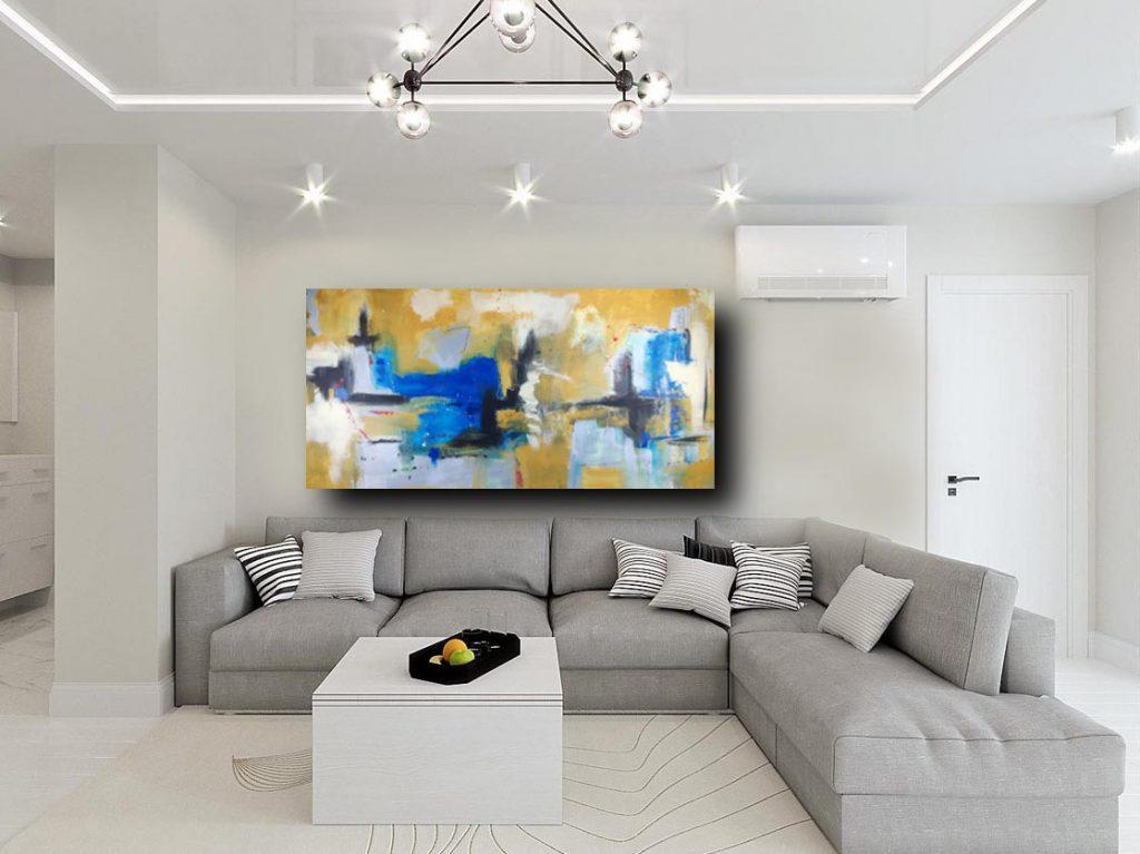 quadri astratti grandi dimensioni c259 1024x767 - quadri moderni per salotto