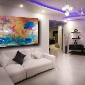quadri astratti per arredamento soggiorno c249 300x300 - quadri astratti su tela 200x100 grandi