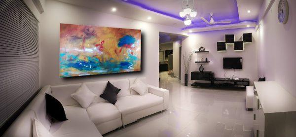 quadri astratti per arredamento soggiorno c249 600x278 - quadri astratti su tela 200x100 grandi