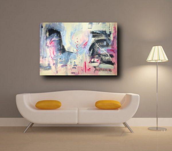 quadri astratti su tela c257 600x527 - quadro grande astratto su tela 120x80 per arredamento moderno