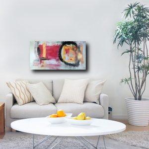 quadri grandi astratti c369 300x300 - dipinti moderni orizzontali per soggiorno 120x60