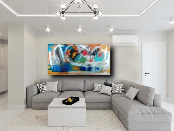quadri grandi per soggiorno moderno c248 600x450 - quadri astratti grandi su tela 200x100