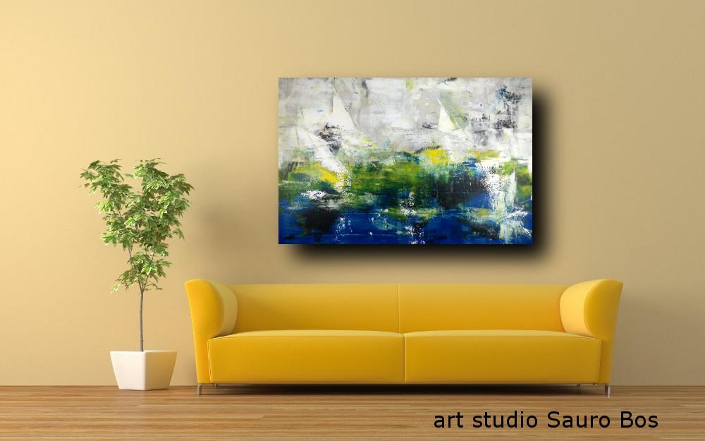 quadri grandi su tela astratti c261 - quadri moderni da soggiorno