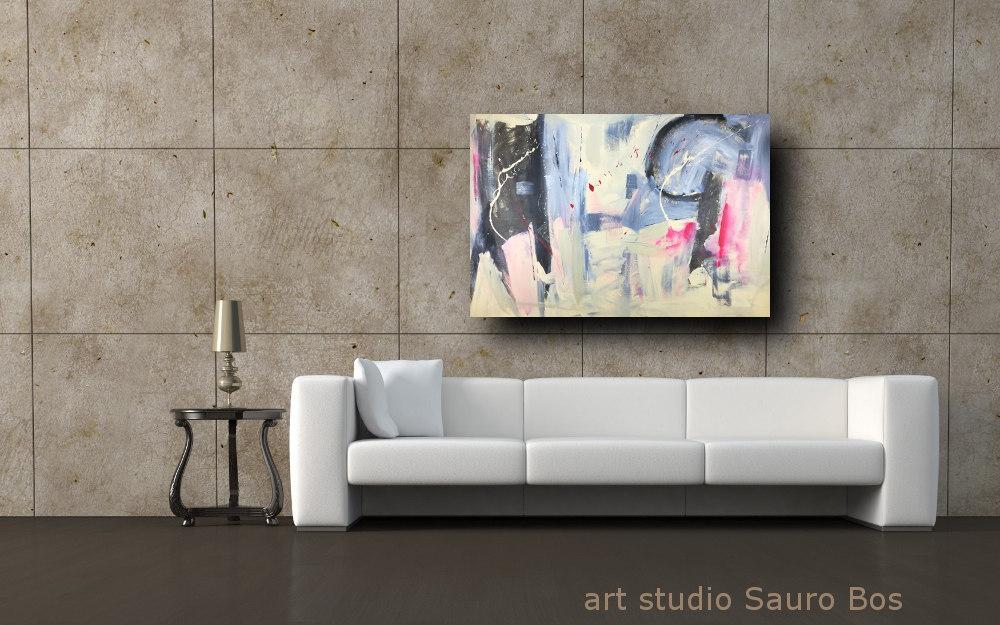 quadri moderni astratti c260 - quadri moderni per salotto