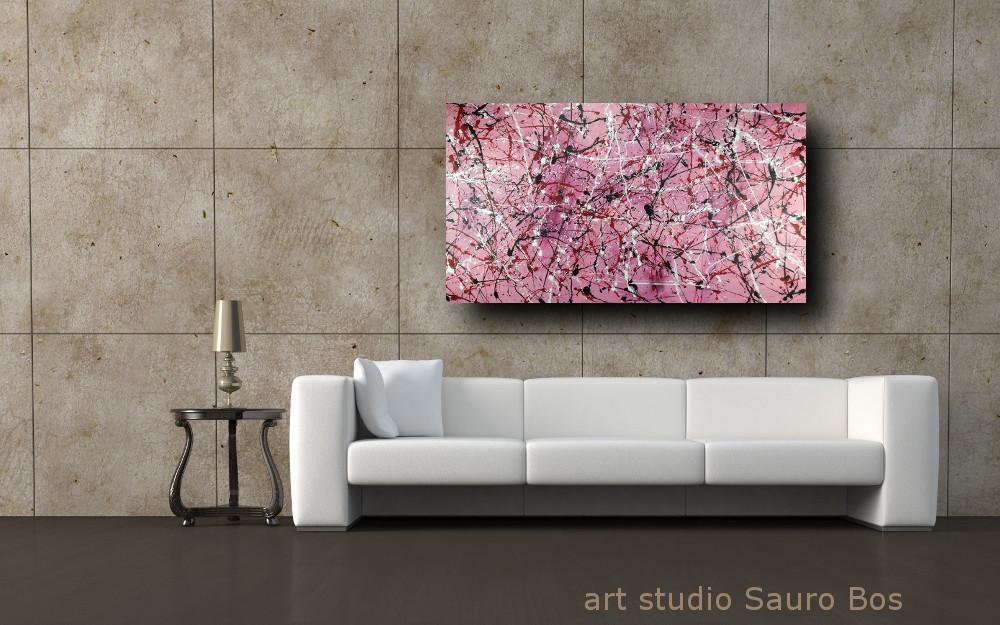 quadri moderni per arredare il soggiorno | sauro bos