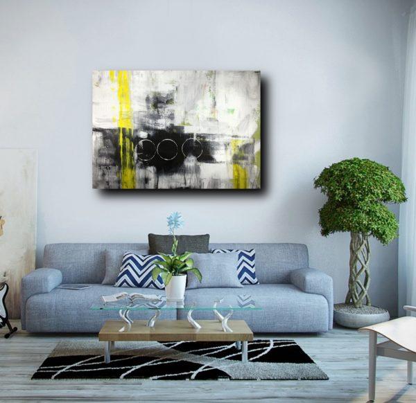 quadri su tela astratti c269 600x582 - astratto su tela 120x80 per arredamento moderno