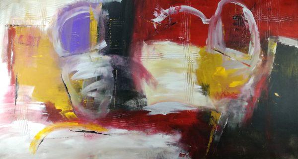 quadri astratti c297 600x320 - dipinto a mano astratto olio su tela 150x80