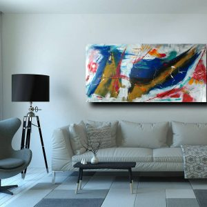quadri astratti su tela c291 300x300 - quadri grandi astratti su tela 200x100 geometrico