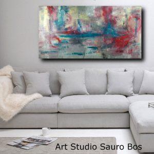 quadri moderni astratti c287 300x300 - quadro per soggiorno astratto con cornice oro 120x70