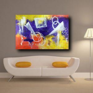 quadri su tela fatti a mano c294 300x300 - offerta del giorno