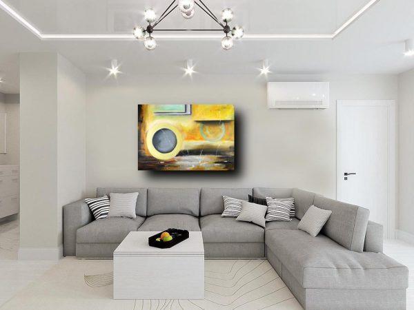quadri su tela arredamento moderno 600x450 - quadro-su tela astratto-geometrico-120x80