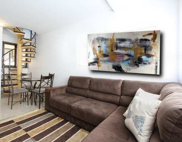 quadri grandi astratti su tela c311 600x466 - quadri dipinti a mano grandi astratti su tela 200x100